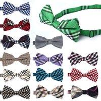 Men arrival bow ties - New Arrivals Fashion Men Women Party Wedding Bowtie Classic Necktie Novelty Tuxedo Adjustable Bow Tie EA4