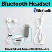 Cheap Bluetooth 4.0 Headset Best earphone phone