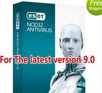 Wholesale Fast shoping The latest version ESET NOD32 Antivirus half year PC users code