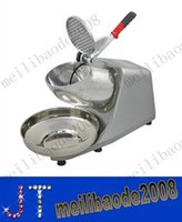 ice shaving machine - NEW Ice Shaver Machine Electric Snow Cone Maker Stainless Steel Shaving Blade MYY10736A