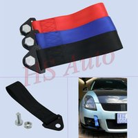 Wholesale HOSO Racing Nylon Tow Strap