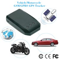 Wholesale Vehicle Motorcycle GPS Tracker Locator GSM GRRS Track Support MHz S479