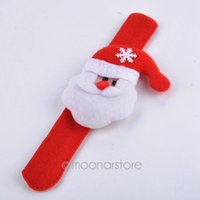 Wholesale Merry Christmas Bracelet Wristband Toys Children s Gifts Christmas New Year Gifts Christmas Decorations Y50 MHM699 M5