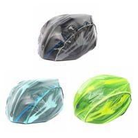 Wholesale Hot Sale Bicycle Helmet Cover Wolfbike Water Resistant Helmet Cover MTB Motorcycle Rain Helmet Cover