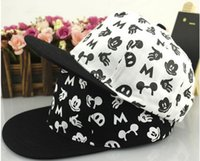 Wholesale boys girls Kid baseball cap unisex hip hop dancing cloth hats out door sport printing pattern snapbacks