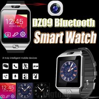 android phone gsm - 2016 Bluetooth Smart Wrist Watch Phone GSM SIM Card For Apple Samsung IOS Android Cell phone inch with retail box