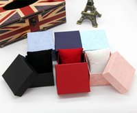 Wholesale High Quality Watch Dedicated Gift Box Watch Packing Boxes Colors