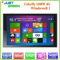 Cheap Colorfly i108W 4G Best Colorfly i108W 4G Windows 8.1 Tablet PC
