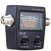 Wholesale Digital SWR Standing Wave Ratio Watt Power Meter for HAM Mobile VHF UHF W