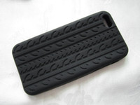 Wholesale Tire tyre Vroom Tough Soft silicone rubber gel Case For touch g th ipod5 th g skin back cover cases