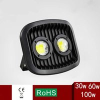 aluminium project - All new aluminium LED project light lamp w60w100w concentrated projection lamp waterproof outdoor rain