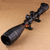 sniper scope - 6 x50 AOE Riflescope R G illuminated Riflescope Reticle Shotgun Rifle sniper Scope for hunting scope