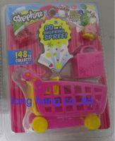 go cart - Shopkins Shopping Cart ShopkinsToys kids Toys Go On A Shopkins Spree