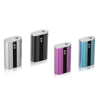 free shipping paypal - Popular w box mod istick eleaf istick w eleaf MAH stainless steel hot selling istick W ohm paypal accept