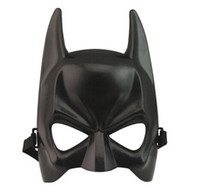Wholesale NEW Batman Mask Adult Masquerade Party Mask Bat Man Full Face Halloween Costume Masks