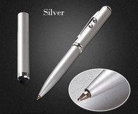 Cheap 4 In 1 Pen Mini Red Laser Pointer + Stylus Pen Touch Pen Capacitance Pen +Ball Pen Ballpoint Pen + LED Light Pen DHL Free