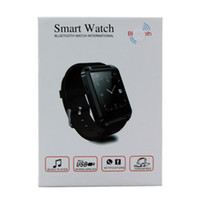 led led message - U8 Bluetooth Smart Watch Fashion Casual Android Watch Digital Sport Wrist LED Watch Pair For iOS Android Phone VS DZ09 GT08 A1 Smartwatch