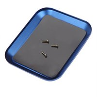 Wholesale New Aluminium Screw Accessories the Tray w Magnetic for RC Model Phone Repair RM1949