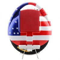 Wholesale Country Flag Electric Unicycles Endurance km WH Lithium Battery Maximum Permissible Gradient Degree