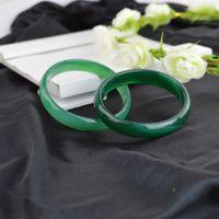 jade bracelet - Woman Health Care Cuff Bracelet Vintage Indian Aventurine Top grade Jadeite Green Jade h Bracelets Bangles Bangles for Women