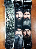 duck dynasty - Skateboarding USA duck dynasty socks punk gangs D printing stockings D inventory head thin socks Harley socks pairs S44M
