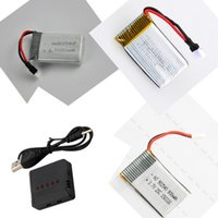 Wholesale New Arriving C V mAh mah mah Upgraded Battery For Syma X5 X5A X5C Quadcopter Charger is Available A3