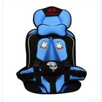 baby funiture - 1 portable year old children car safety seat thicking baby car chair colors household funiture supply