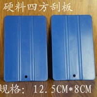 Wholesale Car Sticker Vinyl Wrap Film PP Plastic Wrapping Tools Plastic PP Squeegee CM CM DY