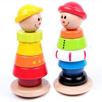 Wholesale Children s educational toys for boys and girls set for this set of tower tower creative Budaoweng