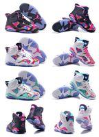 girls basketball shoes - Nike dan Shoes Womens Cheap Best Basketball Shoe Lady Retros VI Basketball Shoe Girls Sports Shoes Nike Trainers