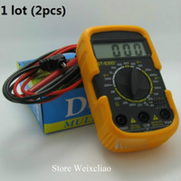 Wholesale DT830D Portable Mini Pocket Digital Multimeter