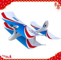 Wholesale Drop shipping toys gifts gadgets remote control airplane with Bluetooth model air plane childrens toys gifts mini fixed wing aircraft