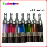 mini pro tank - Mini Protank Clearomizer rebuildable Atomizers Pro tank mini Protank Mini Glass Tank Atomizer For Electronic Cigarette for ego evod battery