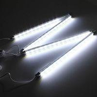 bar counter tops - Top Quality Kitchen Under Cabinet Counter Energy Saving LED Hard Rigid Strip Light Bar Kit White Warm White V V