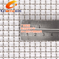 Wholesale Free Sample High Quality wire mesh wire cloth wire screen Factory Since