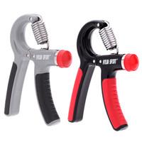 Mano ajustable Power Fitness Exercizer agarrador de la mano 10-40 Kg Exercizer apretón de la muñeca del antebrazo entrenamiento de la fuerza Y0265