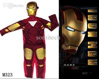 batik suppliers - Party Supplier Cosplay Costume Iron Man Costume Performance Wear Costume for Adult