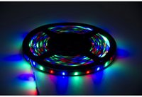 Wholesale Brand New m LED Strip SMD V Led m Non Waterproof IP20 RGB Strip Strips Y0109A