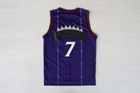 jersey basketball - New Arrival Classic Purple Lowry DERIZAN ROSS Basketball Jerseys Top Players Jerseys Hot Sale Authentic Jerseys