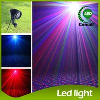 10w laser - Outdoor IP65 Laser Light Christmas Decoration Lights LED Laser Projector RGB Firefly Light LED Floodlight Waterproof Graden Landscape Lamp