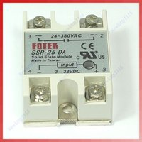 Wholesale G104 N SSR A Solid State Relay V DC V AC Control
