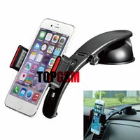 Wholesale iPhone Plus Car Holder in Multipurpose Universal Windshield Dashboard Air Vent Car Mount Holder Cradle Multifunction for Smartphone
