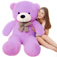 baby life doll - 2016 Giant pink cm life size teddy bear High quality children soft plush toy Girl birthday gift Baby dolls for women big peluches