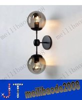 cafe lights - modo wall sconce modern glass ball wall lamp modo wall light modern lighting cafe lamp living room dinning room lamp MYY10950A
