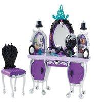 best vanities - Genuine Original Ever After High Getting Fairest Raven Queen Destiny Vanity Accessory Best gift for girl new