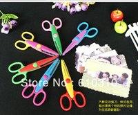 album artwork - designs Decorative Wave lace Craft Scissors DIY for Scrapbook Kids Artwork Card photo album scissors