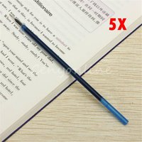 Wholesale Hot Sale Magic Invisible Ink Marker Disappearing Pen Refill Inserts Paper saving Pen Writing Office Student