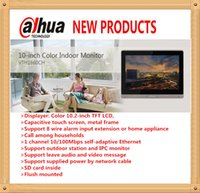Wholesale DAHUA inches IP Color Indoor Monitor Original English Version without Logo VTH1660CH