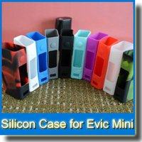 Wholesale EVIC VTC Mini Silicone Case Skin Cover Bag Pocket Pouch Accessories Box Case on hot selling stock release