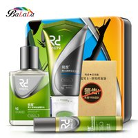 adult acne cleanser - RD adult gift box men skin care suit include acne remover facial cleanser acne treatment essence toner repair essence cream